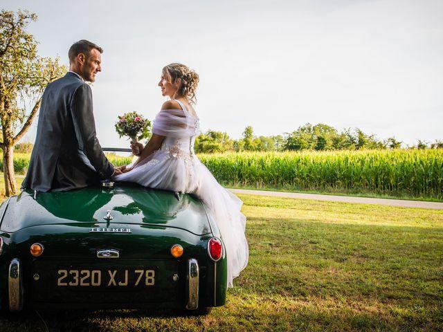 Le mariage de Cyrille et Suzanne à Steinbrunn-le-Bas, Haut Rhin 1