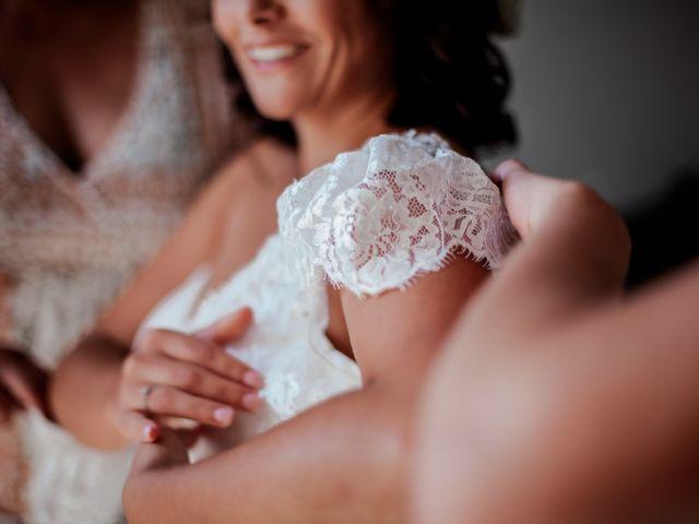 Le mariage de Kévin et Malvina à Mirepoix, Ariège 20