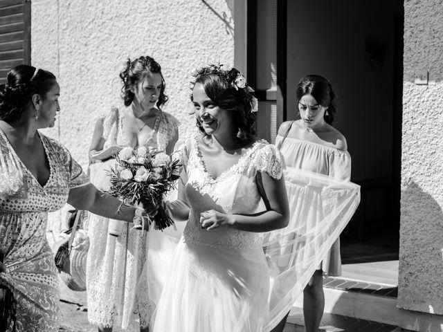 Le mariage de Kévin et Malvina à Mirepoix, Ariège 28