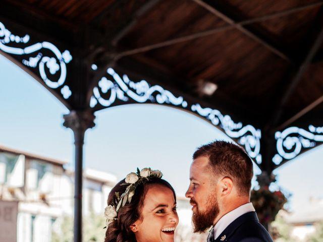 Le mariage de Kévin et Malvina à Mirepoix, Ariège 40
