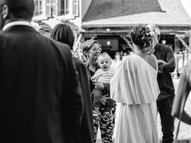 Le mariage de Kévin et Malvina à Mirepoix, Ariège 41