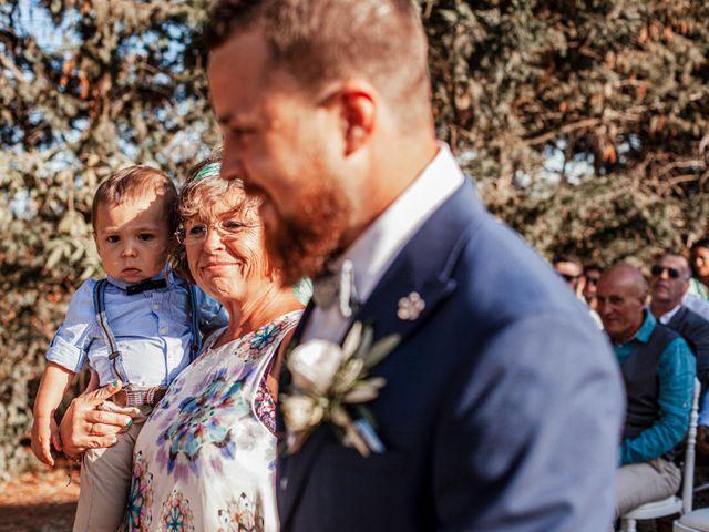 Le mariage de Kévin et Malvina à Mirepoix, Ariège 52