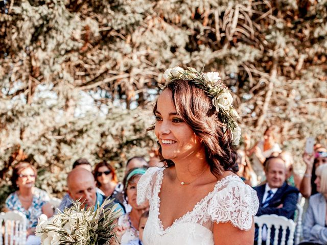 Le mariage de Kévin et Malvina à Mirepoix, Ariège 53