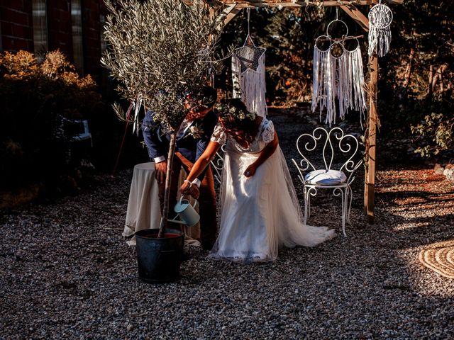 Le mariage de Kévin et Malvina à Mirepoix, Ariège 54