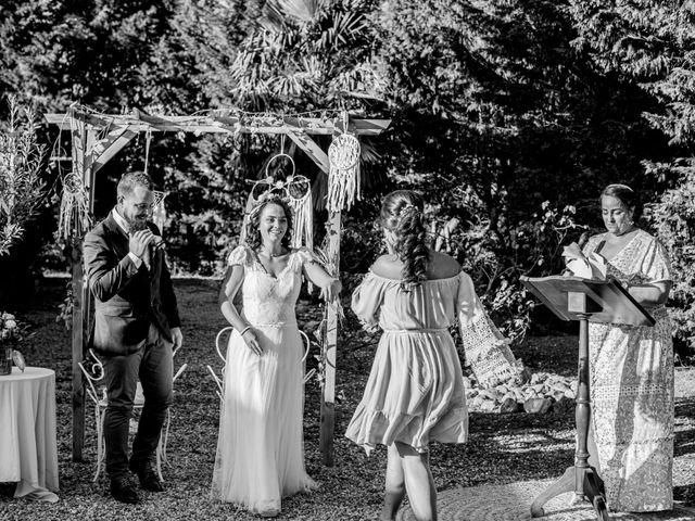 Le mariage de Kévin et Malvina à Mirepoix, Ariège 55