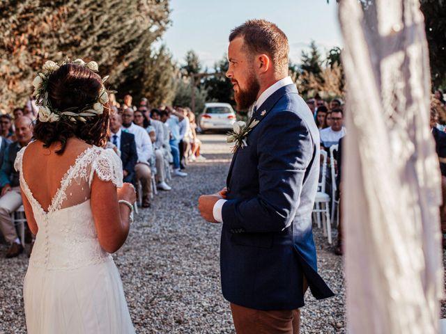Le mariage de Kévin et Malvina à Mirepoix, Ariège 56