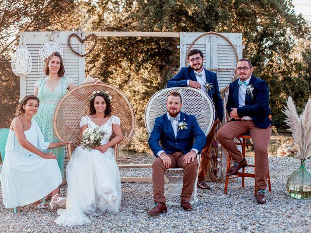 Le mariage de Kévin et Malvina à Mirepoix, Ariège 67