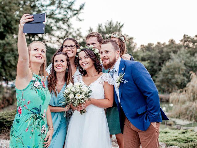 Le mariage de Kévin et Malvina à Mirepoix, Ariège 73