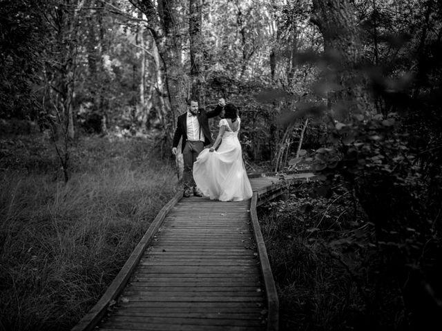 Le mariage de Kévin et Malvina à Mirepoix, Ariège 93