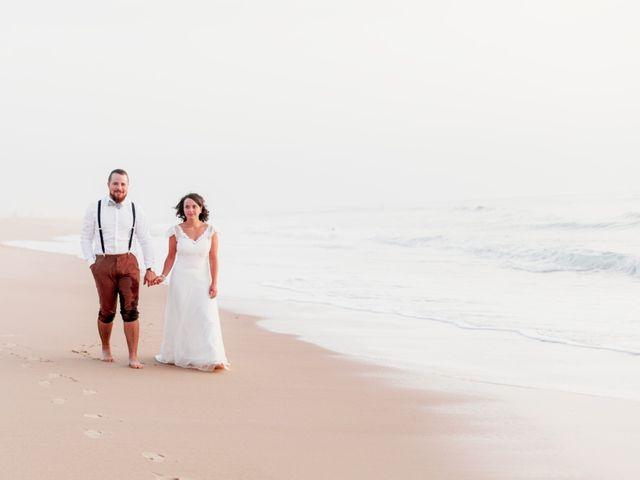 Le mariage de Malvina et Kévin