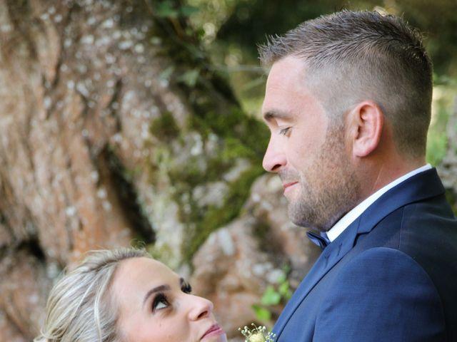 Le mariage de Mathieu et Alissia à Montcaret, Dordogne 13