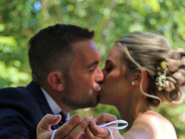 Le mariage de Mathieu et Alissia à Montcaret, Dordogne 15