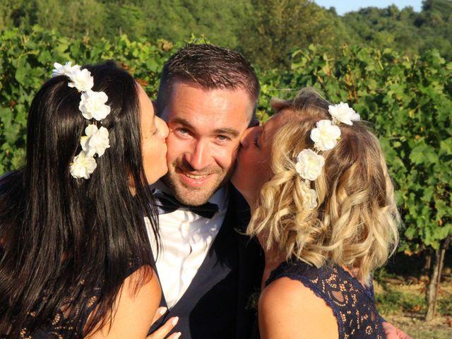 Le mariage de Mathieu et Alissia à Montcaret, Dordogne 20