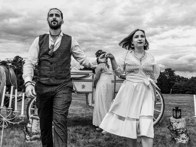 Le mariage de Quentin et Mathilde à Salbris, Loir-et-Cher 29