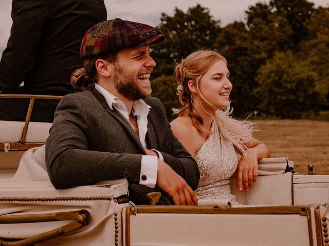 Le mariage de Quentin et Mathilde à Salbris, Loir-et-Cher 30