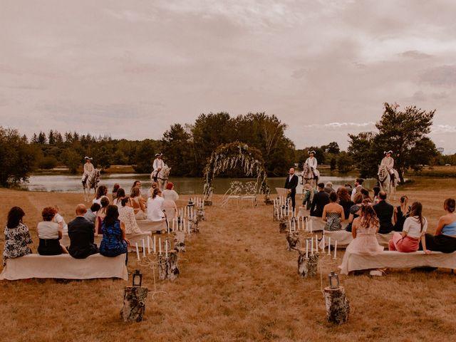 Le mariage de Quentin et Mathilde à Salbris, Loir-et-Cher 31
