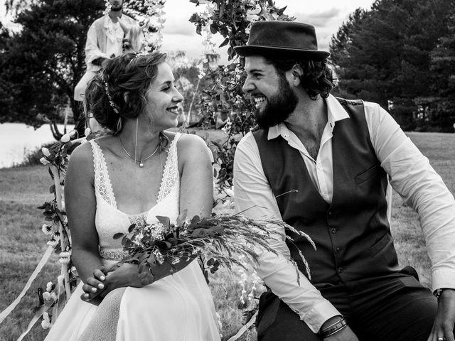 Le mariage de Quentin et Mathilde à Salbris, Loir-et-Cher 38
