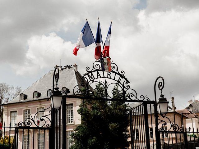 Le mariage de Sacha et Aurélie à Marly-le-Roi, Yvelines 26