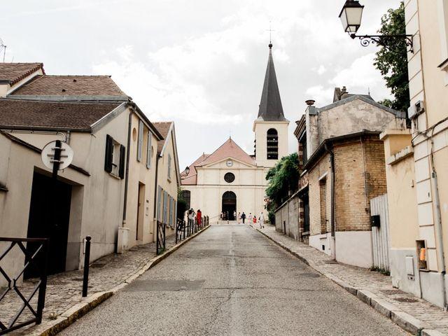 Le mariage de Sacha et Aurélie à Marly-le-Roi, Yvelines 53
