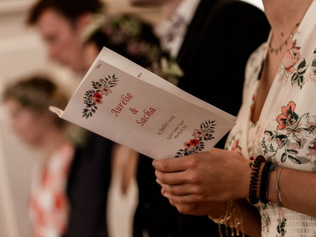 Le mariage de Sacha et Aurélie à Marly-le-Roi, Yvelines 64