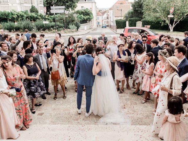 Le mariage de Sacha et Aurélie à Marly-le-Roi, Yvelines 75