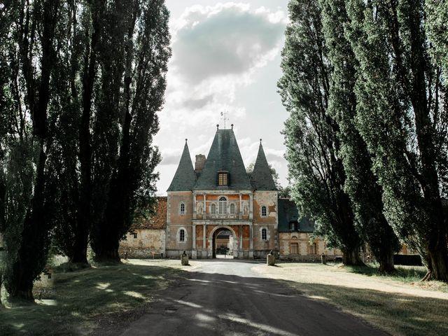 Le mariage de Sacha et Aurélie à Marly-le-Roi, Yvelines 77