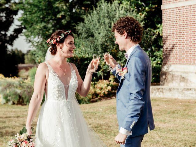 Le mariage de Sacha et Aurélie à Marly-le-Roi, Yvelines 95