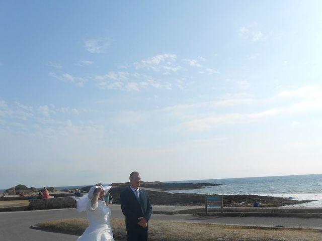 Le mariage de Séverine et Jean-Luc à Sarzeau, Morbihan 5