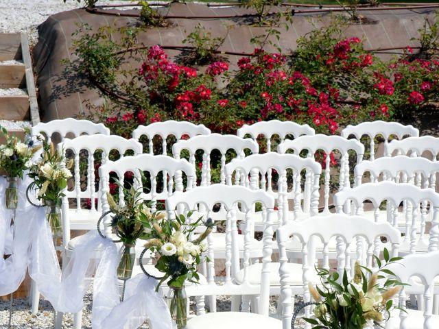 Le mariage de Valentin et Mélanie à Belpech, Aude 18