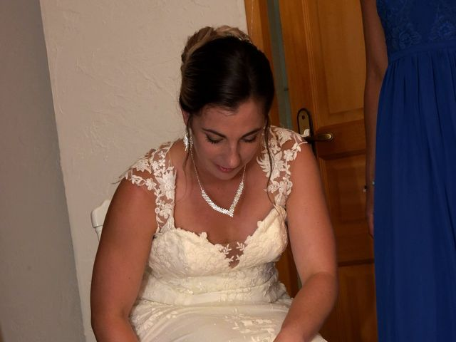 Le mariage de Valentin et Mélanie à Belpech, Aude 49
