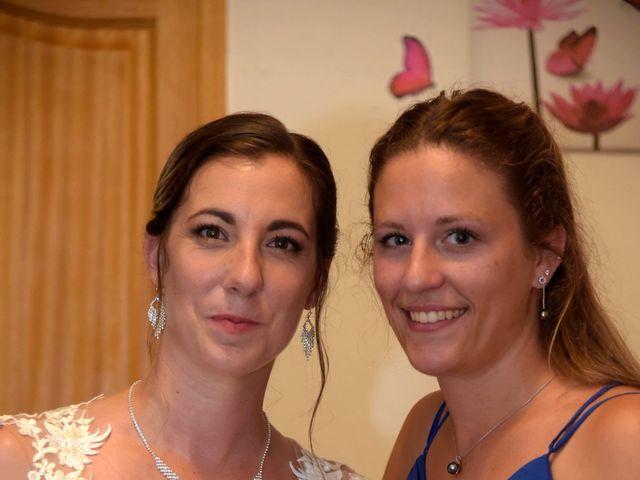 Le mariage de Valentin et Mélanie à Belpech, Aude 66