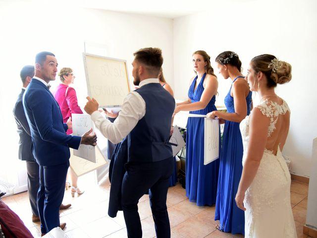 Le mariage de Valentin et Mélanie à Belpech, Aude 70