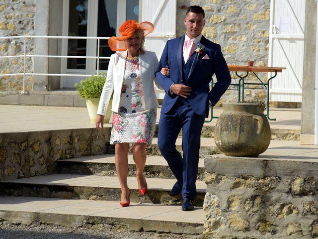Le mariage de Valentin et Mélanie à Belpech, Aude 74