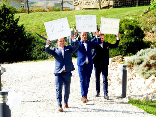 Le mariage de Valentin et Mélanie à Belpech, Aude 84
