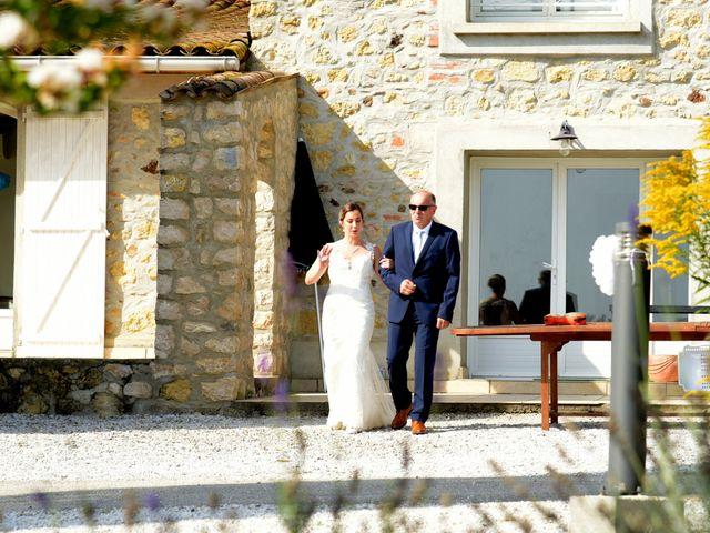 Le mariage de Valentin et Mélanie à Belpech, Aude 91
