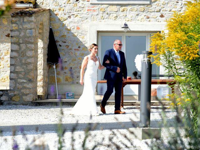 Le mariage de Valentin et Mélanie à Belpech, Aude 92