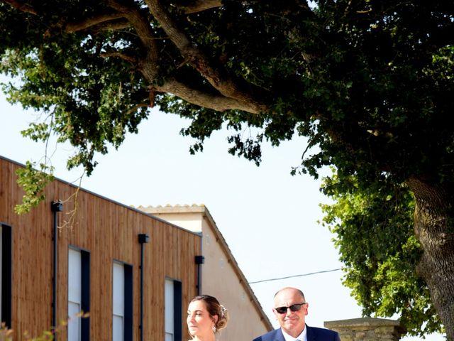 Le mariage de Valentin et Mélanie à Belpech, Aude 94