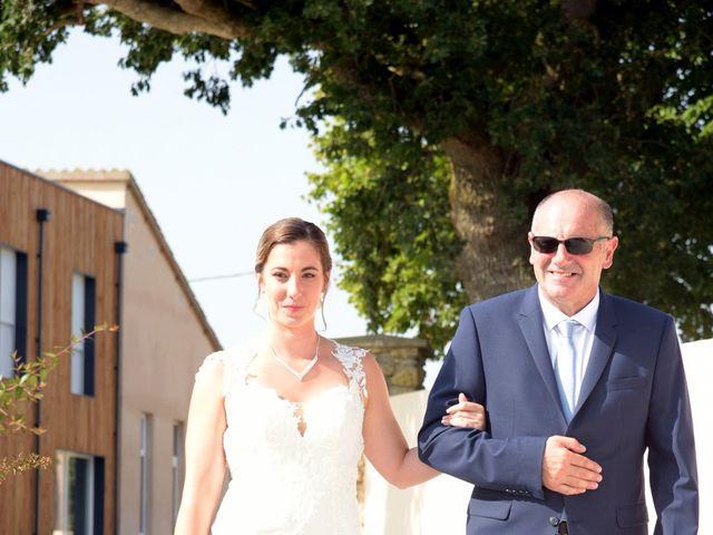 Le mariage de Valentin et Mélanie à Belpech, Aude 96