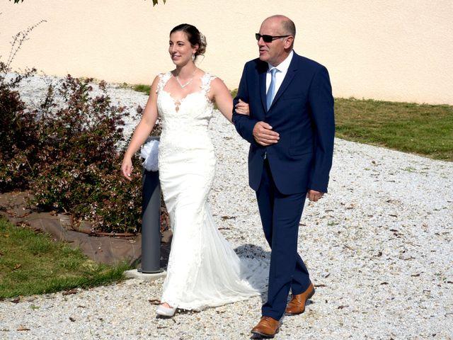 Le mariage de Valentin et Mélanie à Belpech, Aude 97