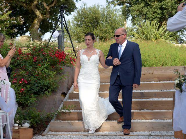 Le mariage de Valentin et Mélanie à Belpech, Aude 100