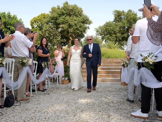 Le mariage de Valentin et Mélanie à Belpech, Aude 102