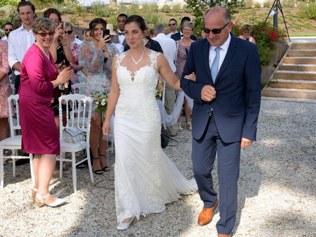 Le mariage de Valentin et Mélanie à Belpech, Aude 103