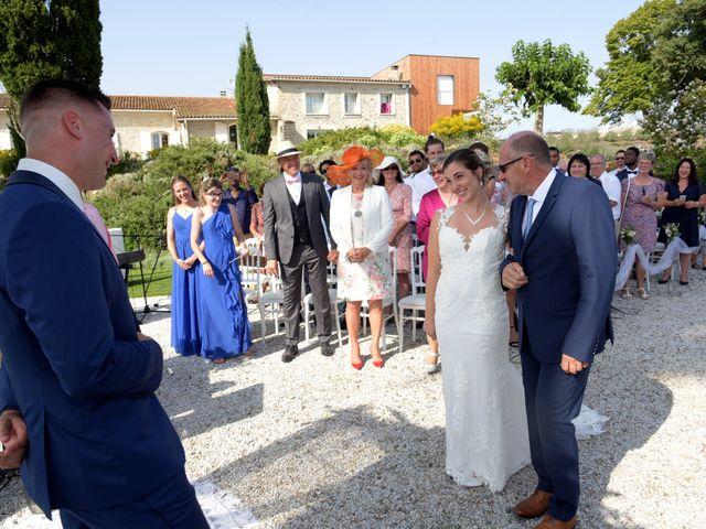Le mariage de Valentin et Mélanie à Belpech, Aude 104