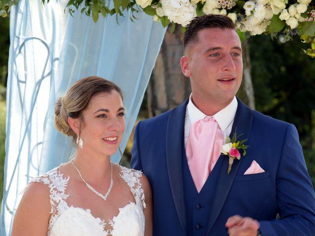 Le mariage de Valentin et Mélanie à Belpech, Aude 108