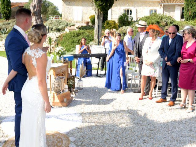 Le mariage de Valentin et Mélanie à Belpech, Aude 111