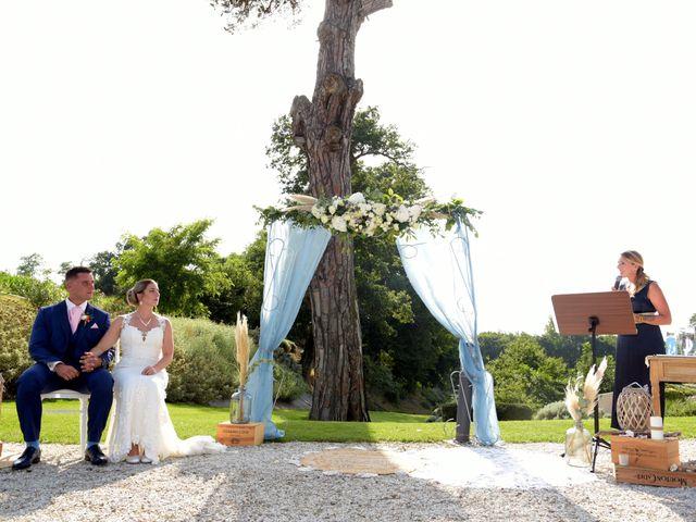 Le mariage de Valentin et Mélanie à Belpech, Aude 113