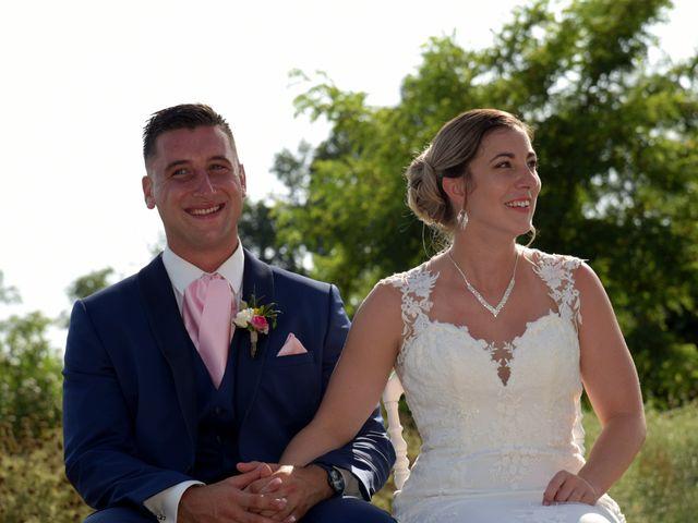 Le mariage de Valentin et Mélanie à Belpech, Aude 115