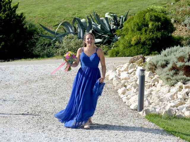 Le mariage de Valentin et Mélanie à Belpech, Aude 116