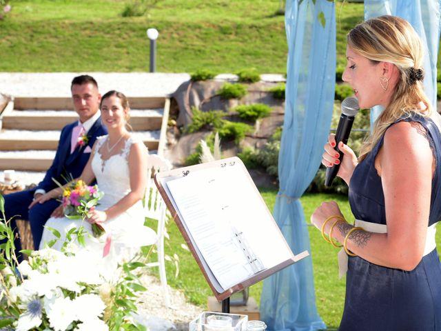 Le mariage de Valentin et Mélanie à Belpech, Aude 120
