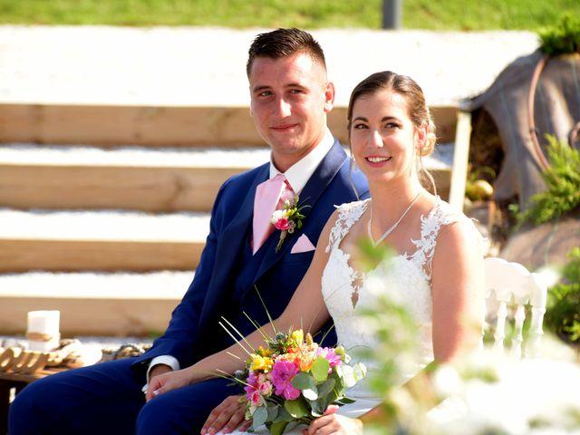 Le mariage de Valentin et Mélanie à Belpech, Aude 122